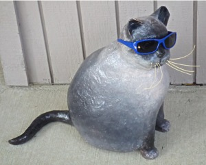 Really Cool Fat Cat